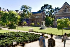 University of Adelaide, Австралия