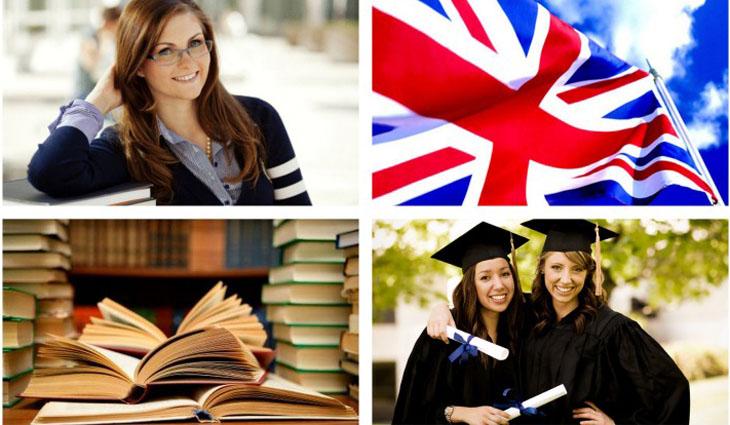 Высшее образование в Великобритании, Вища освіта в Великій Британії