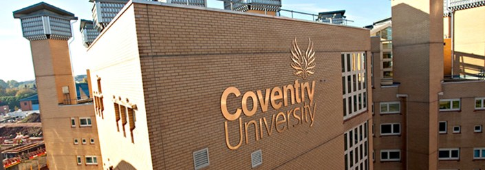 Coventry University зимний набор Students International