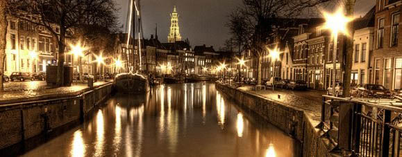 groningen-in-evening