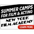 New York Film Academy Summer Camp
