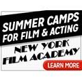 New York Film Academy Summer Camp