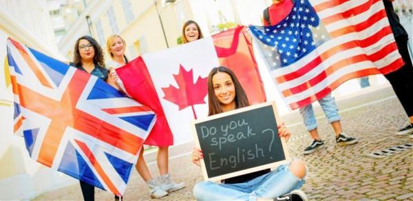Изучение английского за рубежом