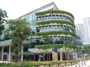 Университеты Сингапура