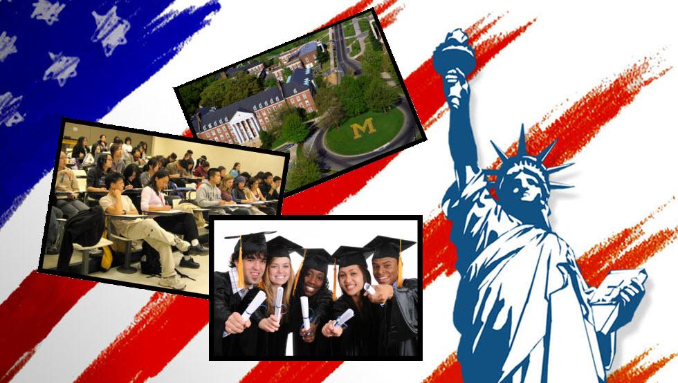 Образование в США для украинцев